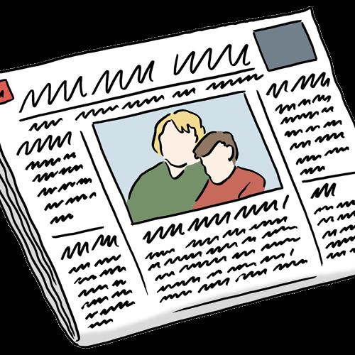 Zeitungs-Gruppe