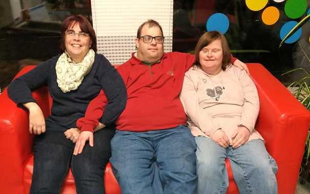 mittwochsclub-obarat-Ramona Schliermann, Eric Backhaus und Karin Walter