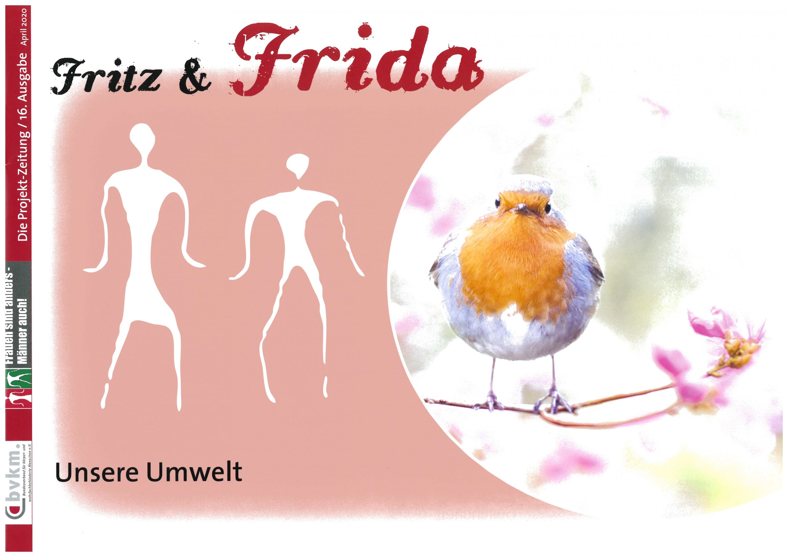 OBA-Beiträge in der neuen Fritz & Frida