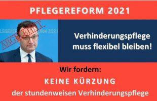 Pflege·reform 2021